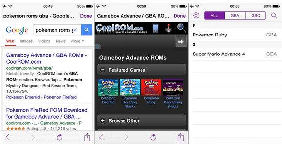 Downloading Pokemon Roms