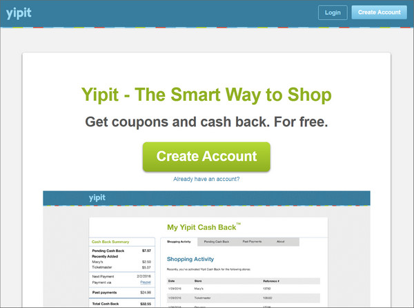 Yipit, a site like Groupon