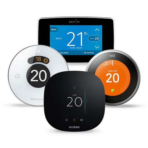 Home Smart Thermostat Nest