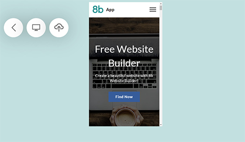 Create a Website For Free - 8b Web Builder Guide