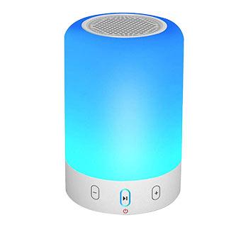 VOCH's Night Light Bluetooth Speaker