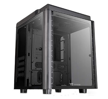 Thermaltake Level 20 HT Black Edition 4 Pre-Installed CA-1P6-00F1WN-00 Tempered Glass Type-C Fully Modular E-ATX Full Tower