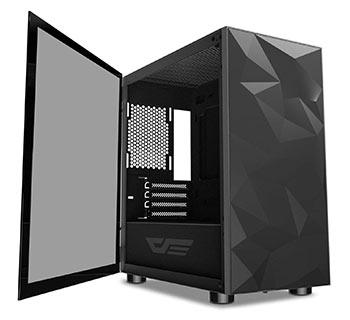 darkFlash DLM21 Black Micro ATX Mini ITX Tower