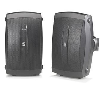 YAMAHA NS-AW150BL Indoor/Outdoor Speakers