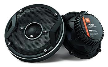 JBL GTO629 CO-Axial Speakers