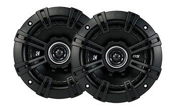 Kicker 43DSC504 Car Audio Coaxial Speakers