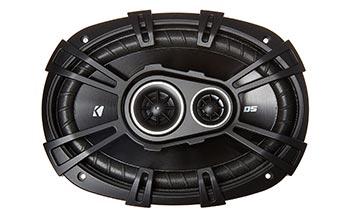 Kicker 43DSC69304 D-Series Coaxial Car Speakers