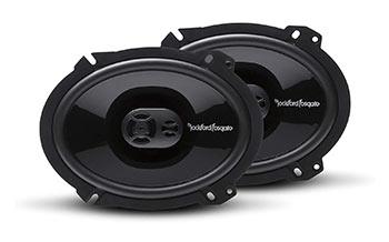 Rockford Fosgate P1683 Full Range Speakers
