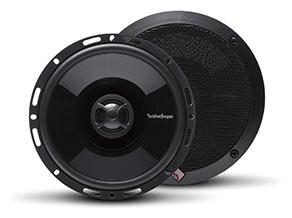 Rockford P1650 Full Range Speakers