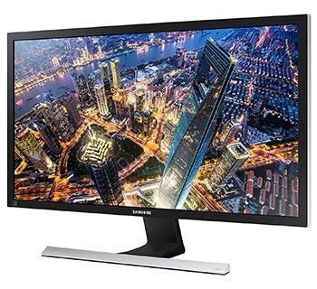 Samsung UE570 UHD 4K Gaming Monitor