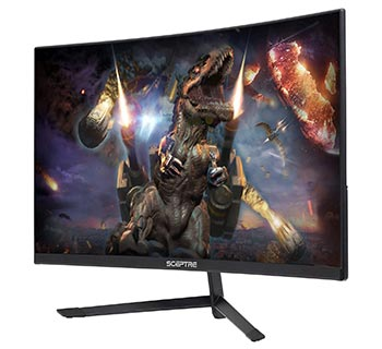 Sceptre Curved 27 Inch Gaming Monitor