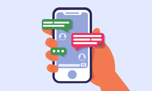 Secrets to Keep a Check on Text Messages